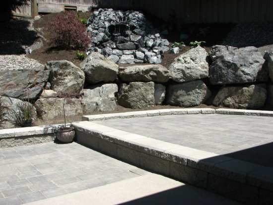 Landscape Blocks Abbotsford : Patios abbotsford langley landscaping and excavating located in