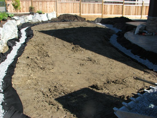 abbotsford drain tile services landscaping and excavating