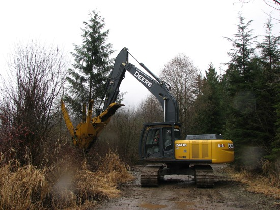 Abbotsford Tree Spade Digging Services Landscaping And